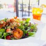 Beef Tips & Shrimp Salad