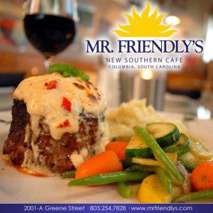Mr Friendly S New Southern Cafe